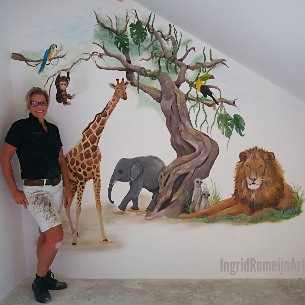 Jungle-thema